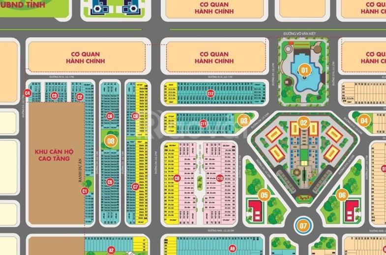 Khu đô thị Cát Tường Western Pearl 2, giá 250 triệu (35%)