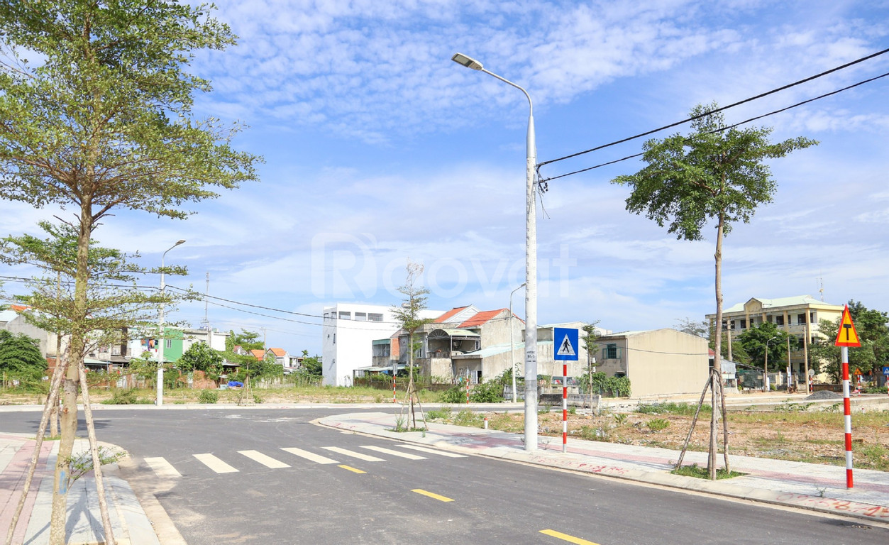 Đất Nnền khu đô thị Điện Thắng