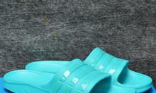 Adidas Duramo màu xanh ngọc sọc bóng