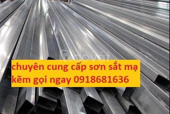 Địa chỉ bán sơn kẽm cho sắt kẽm tại Bình Phước giá rẻ