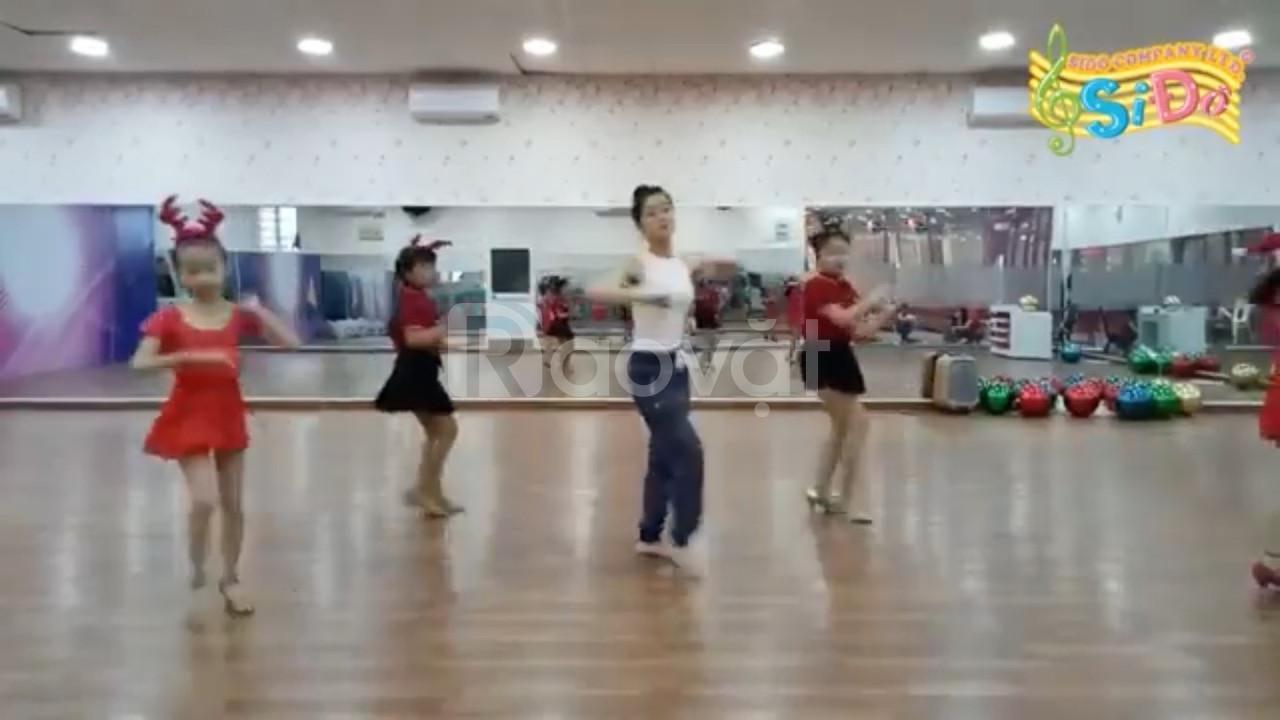 Lớp học năng khiếu dành cho trẻ - Dance sport (ảnh 4)