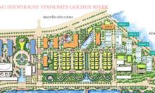 Bán shophouse biệt thự Vinhomes Golden River Q1 hỗ trợ vay 70% giá trị