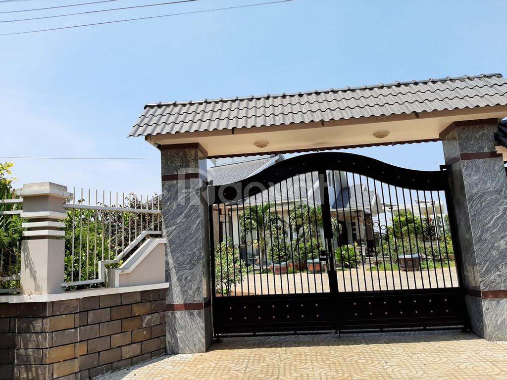 Bán đất nhà vườn 600m2 tại khu công nghiệp đất đỏ, biển Lộc An