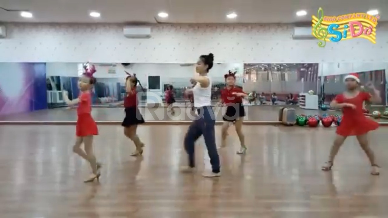 Lớp học năng khiếu dành cho trẻ - Dance sport (ảnh 1)