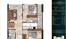Căn chung cư cao cấp 2PN 2WC giá chỉ 1,1tỷ đồng