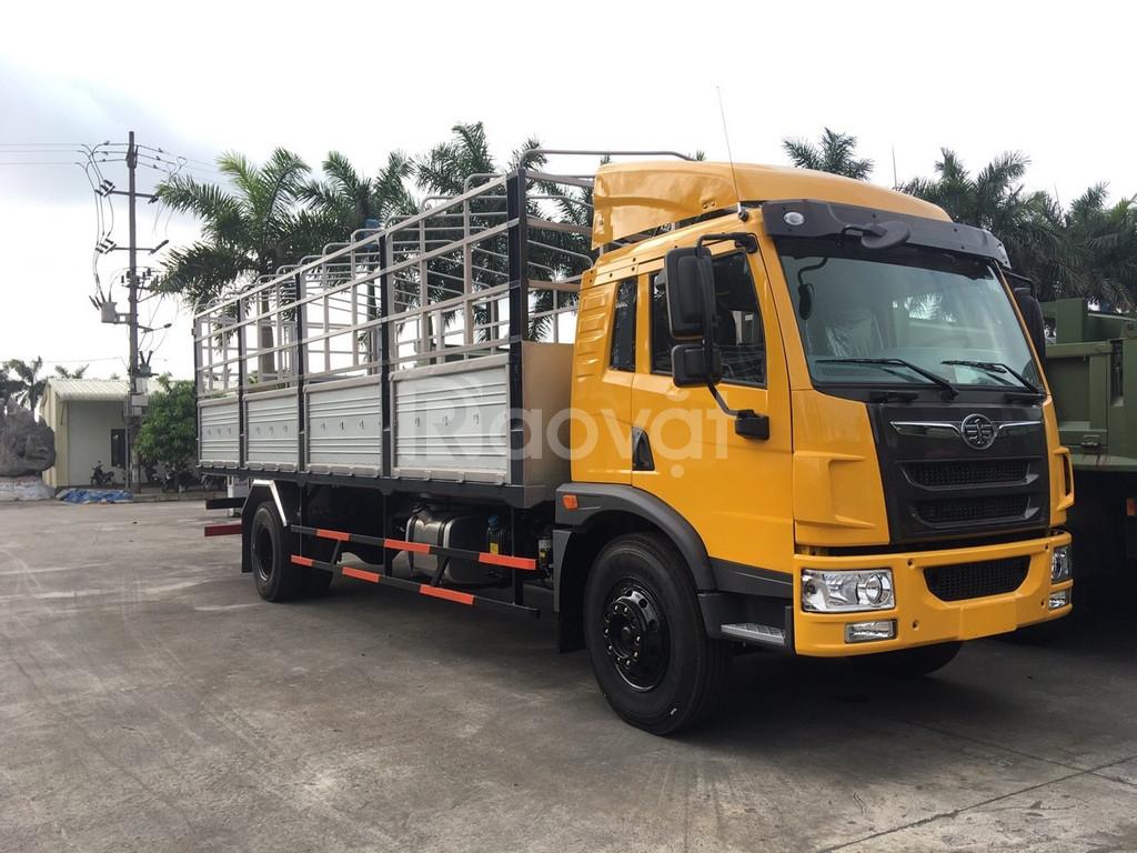 Xe tải 7 tấn thùng dài 7m8 ~ Xe tải faw trường giang ~ Xe faw 7 tấn