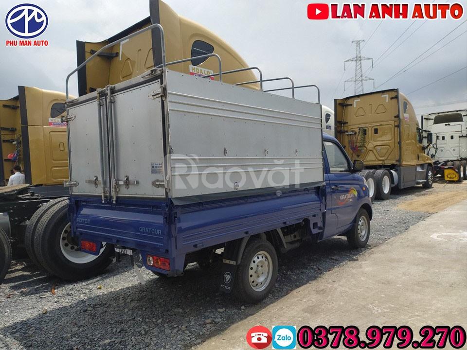 Xe tải dưới 1 tấn - Foton 1.5L giá rẻ