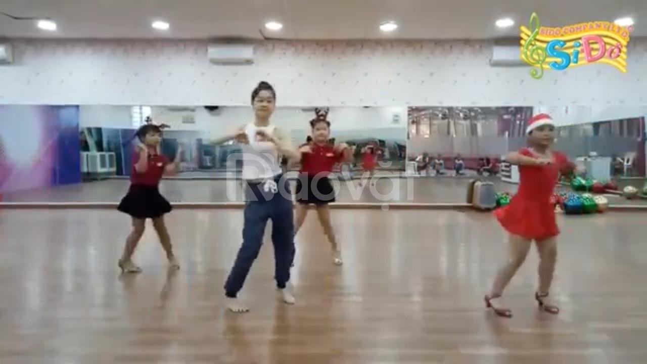Lớp học năng khiếu dành cho trẻ - Dance sport (ảnh 3)