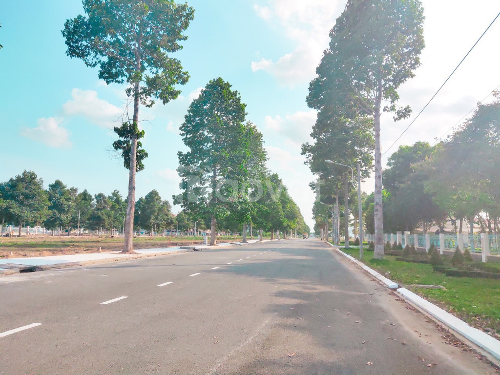 Bán nền đẹp mặt tiền đường số 1 gần chợ Bình Thuỷ
