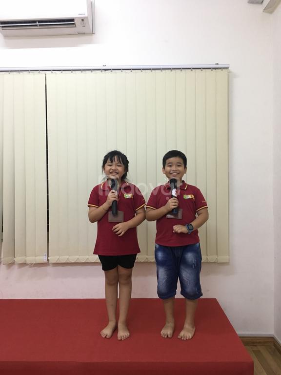 Lớp học năng khiếu dành cho trẻ -  MC NHÍ (ảnh 6)