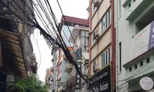 Chỉ 11.8 tỷ nhà 5 tầng, mt 5m DT 55m2 phố Thái Hà, vỉa hè, ôtô tránh