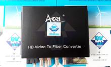 AOV-4V: Thiết bị chuyển đổi video sang quang - 4 Kênh video