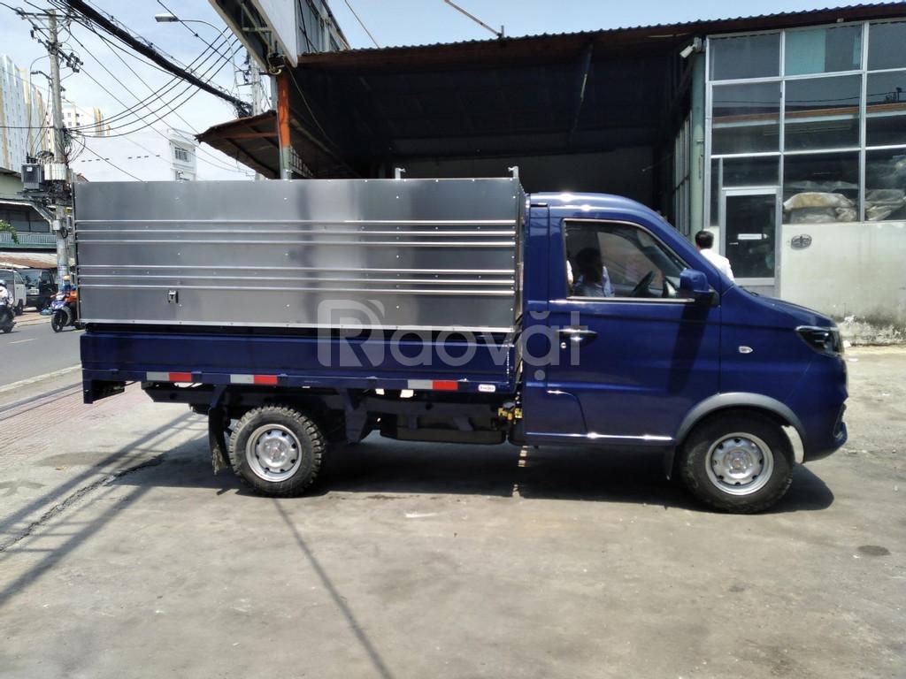 Xe tải thành phố 24h dongben SRM 2020 tải trọng 930kg