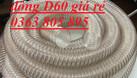 Tổng phân phối ống hút  bụi Pu, ống hút bột D75-D100-D125-D150 (ảnh 5)