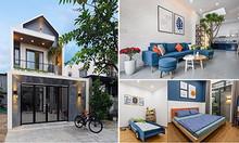 Thiết kế nhà đẹp theo phong cach mới hiện đại