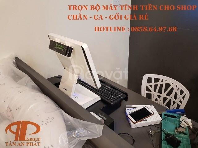 Cung cấp bộ máy tính tiền giá rẻ cho Shop hàng xuất khẩu tại BMT