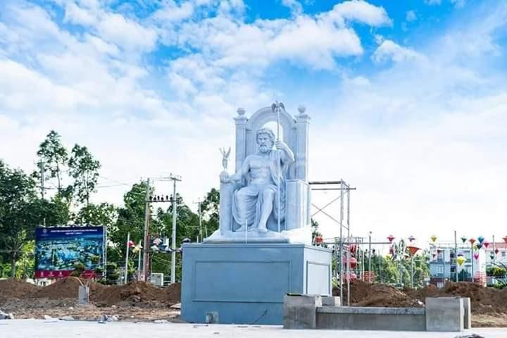Đất nền trung tâm thành phố Vị Thanh, giá 250 triệu (35%)