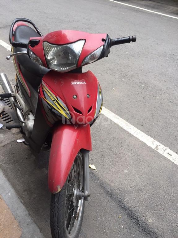 Bán xe wave rs 100 màu đỏ