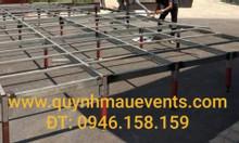 Sản xuất bán sân khấu lắp ráp giá rẻ tại TP.HCM