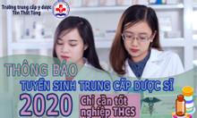 Địa chỉ uy tín học trung cấp dược năm 2020.