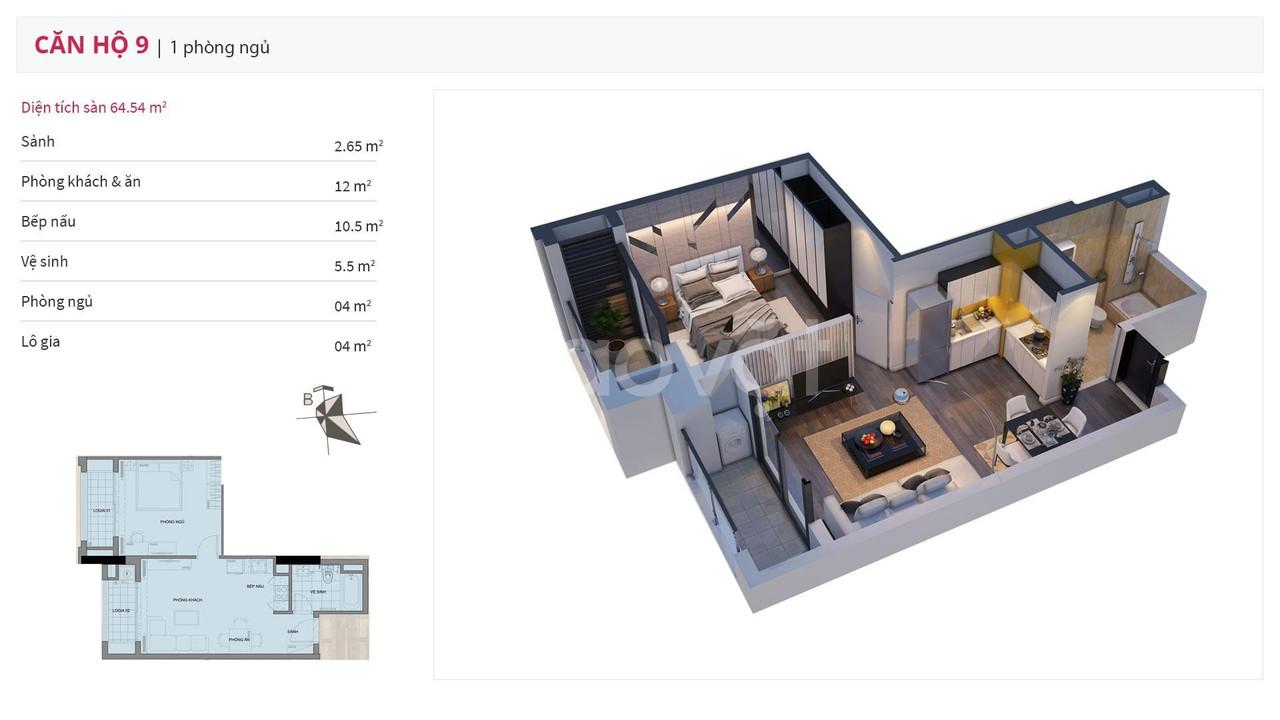 Sở hữu căn hộ view biển Beverly Hills Hạ Long chỉ với 1,5 tỷ lãi 12%