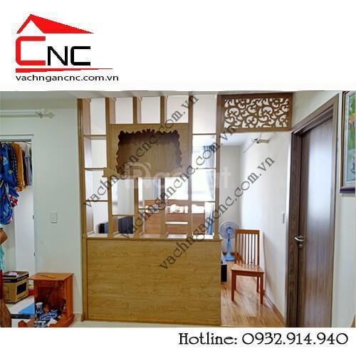 Vai trò của lam gỗ trang trí đẹp trong phòng khách