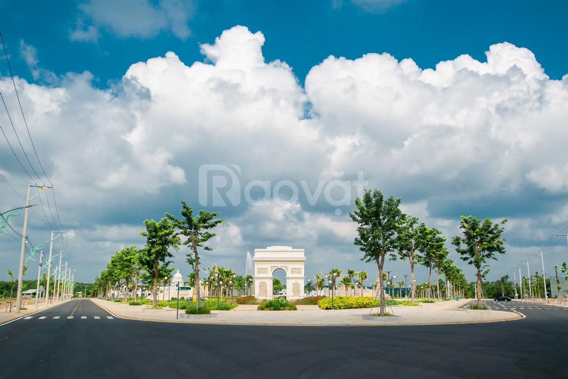Đất sổ đỏ ngay khu du lịch, khu công nghiệp 100m2 trung tâm Đồng Xoài