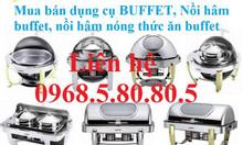 Nồi hâm nóng thức ăn buffet nồi buffet, dụng cụ buffet nồi hâm buffet