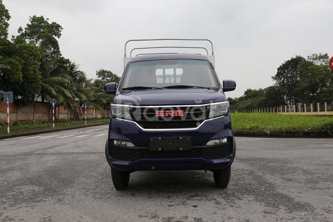 Xe tải Dongben srm 930kg, xe Dongben 2020 giá rẻ ở Bình Dương