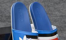 Adidas Cloudfoam Sample dương đế trắng sọc đỏ trắng đen
