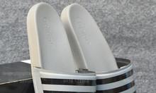 Adidas Cloudfoam Sample màu xám sọc đen