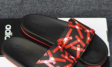 Adidas Cloudfoam Plus Graphic màu đỏ