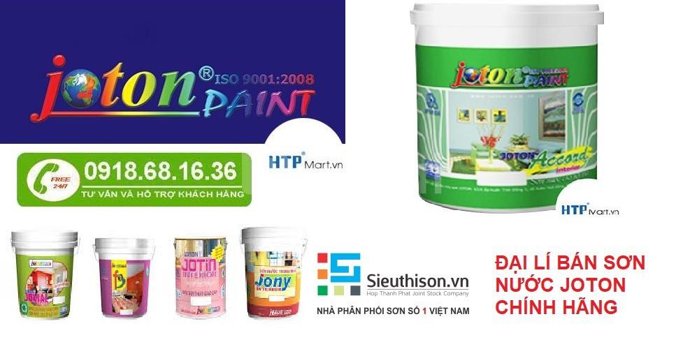 Nhà cung cấp sơn nội thất joton exfa thùng 18l tại TPHCM