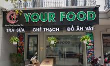 Phần mềm tính tiền cho quán ăn vặt giá rẻ tại Hà Nội