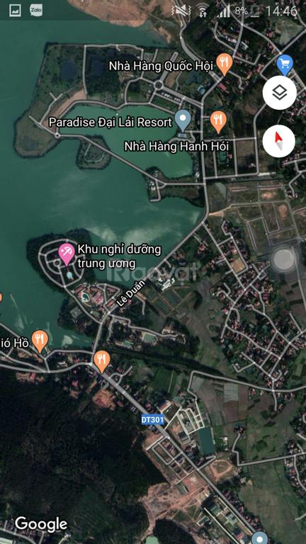 Chính chủ bán biệt thự nghỉ dưỡng mặt hồ Đại Lải, Phúc Yên, Vĩnh Phúc