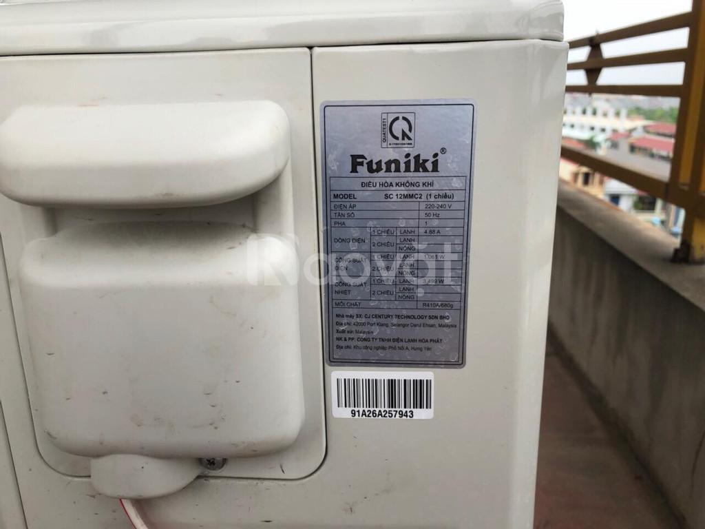 Thanh lý 22 bộ điều hoà FUNIKI 12000btu gas 410 mới 99% (ảnh 7)