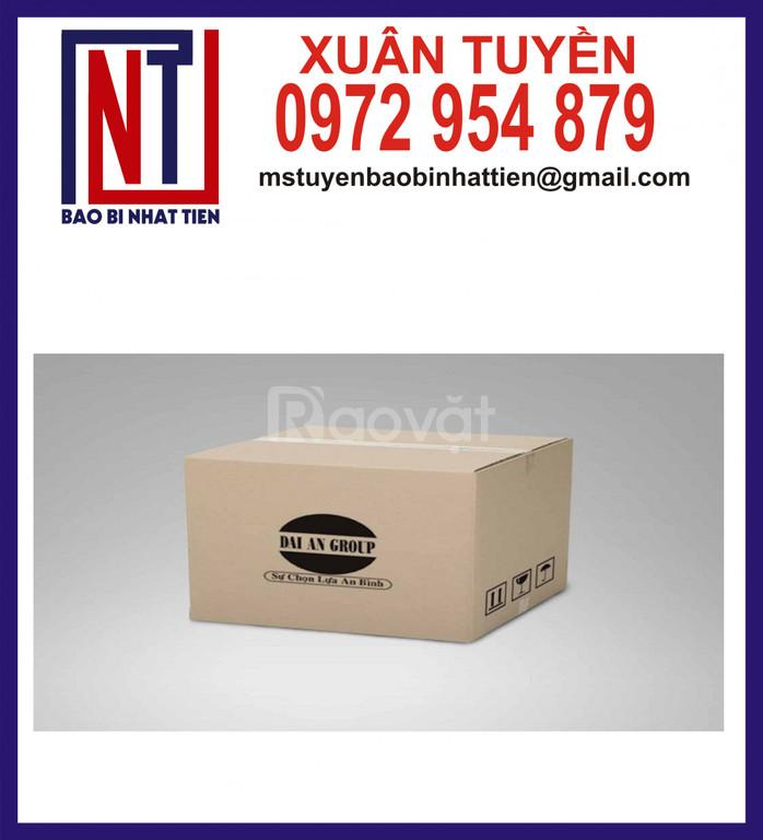 Chuyên cung cấp thùng carton (ảnh 5)