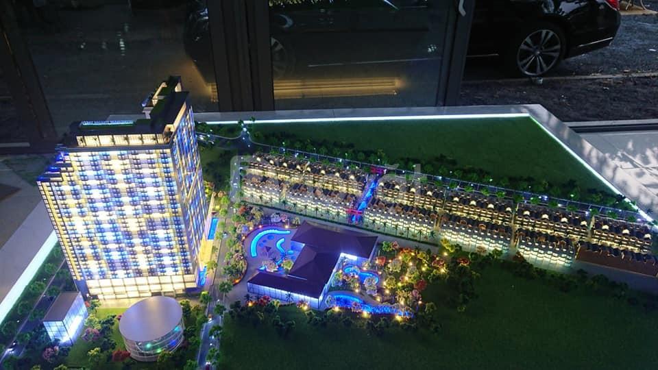Căn hộ khách sạn 5 sao, chỉ 950tr, cam kết lợi nhuận 20%