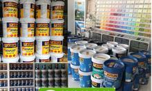 Tìm địa chỉ bán sơn nước nội thất Jotalast thùng 17l tại quận Tân Bình