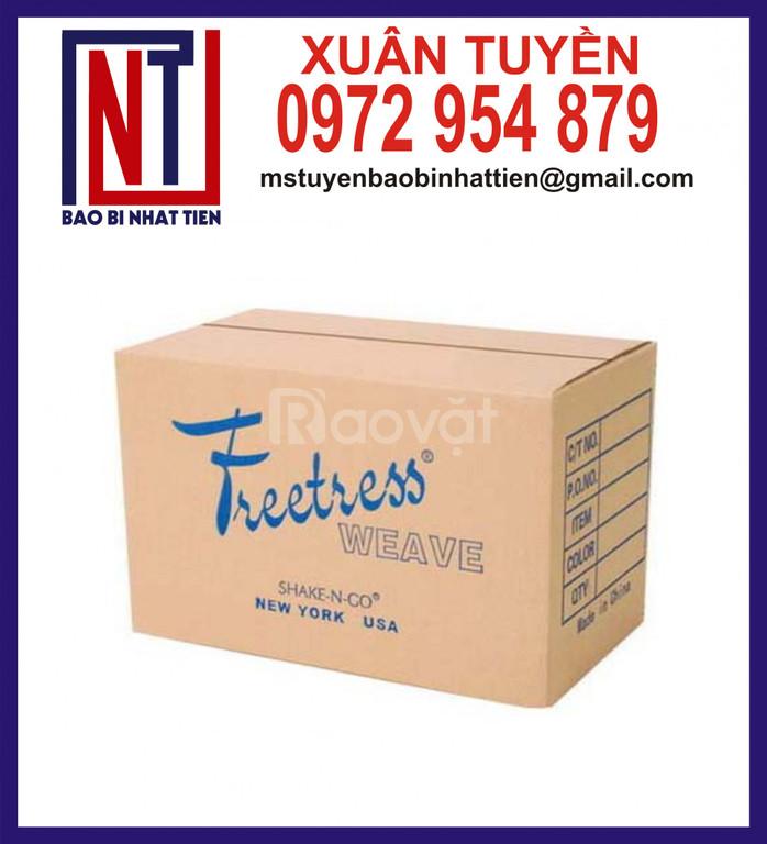 Chuyên cung cấp thùng carton (ảnh 4)