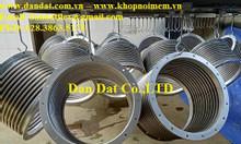 Khớp co giãn nhiệt DN540x400, ống giãn nở nhiệt, ống co giãn inox