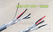 Cáp tín hiệu vặn xoắn chống nhiễu 3PR 18 AWG Altek Kabel