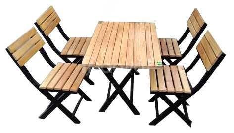 Bàn ghế nhà hàng, quán cafe chất lượng cao giá thành phù hợp