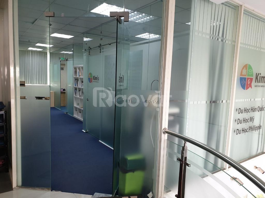 Chính chủ cho thuê văn phòng đường Nguyễn Hữu Cảnh, Bình Thạnh