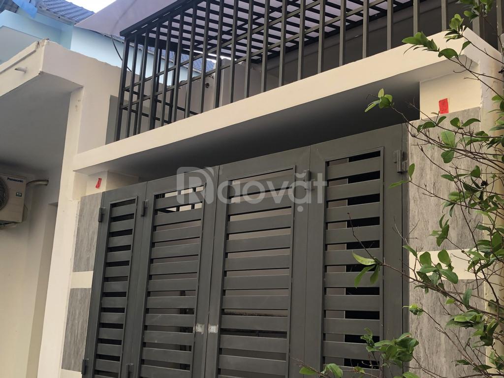 Nhà 1T3L hẻm ô tô cách đường Lê Hồng Phong chưa tới 10m