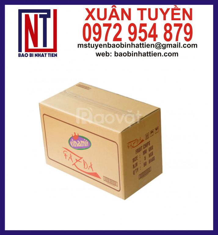 Chuyên cung cấp thùng carton (ảnh 7)