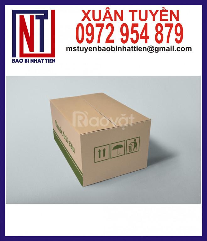 Chuyên cung cấp thùng carton (ảnh 8)