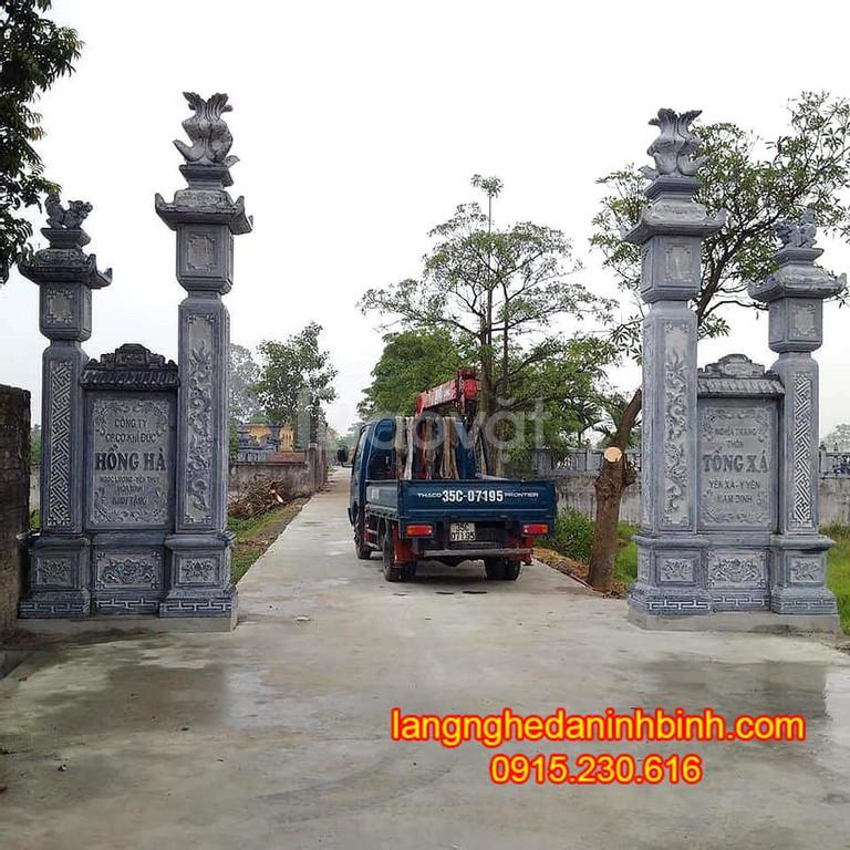 Kích thước cổng nhà thờ họ theo lỗ ban mang lại tài lộc cho dòng họ