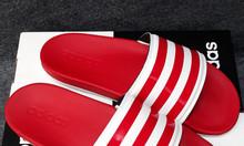 Adidas Cloudfoam Sample màu đỏ đế trắng quai trắng sọc đỏ