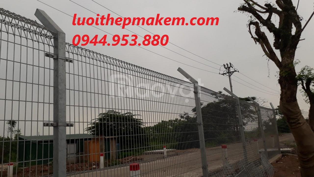 Hàng rào sơn tĩnh điện,rào rào thép, hàng rào mạ kẽm